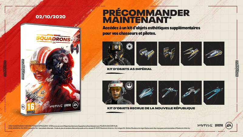 Star Wars Squadrons | Auchan