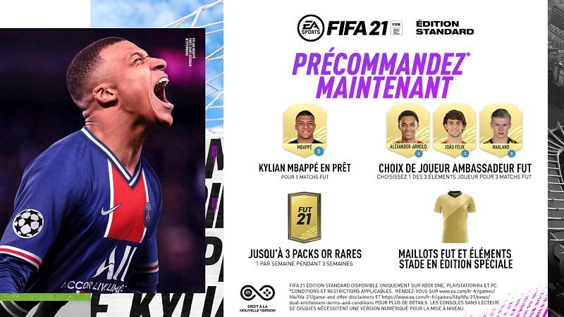 FIFA 21   Auchan