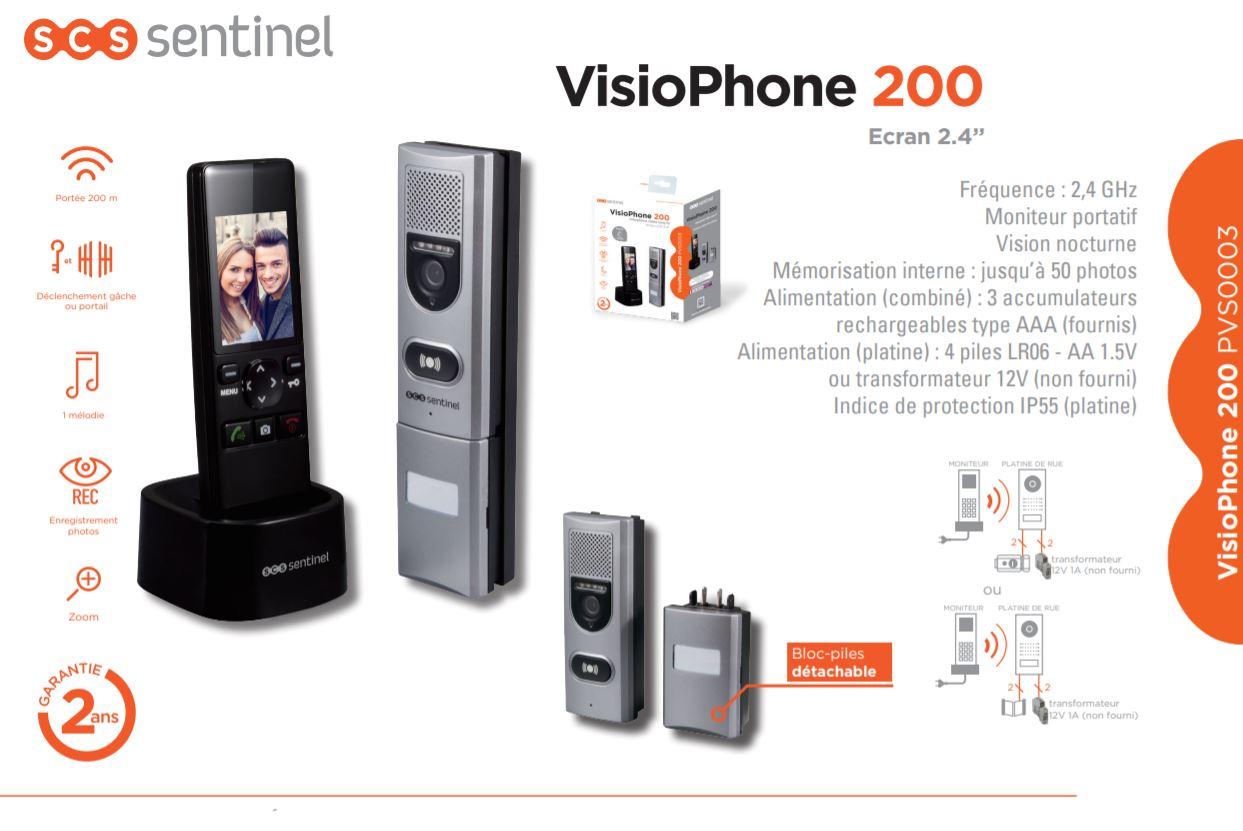 Fiche produit PVS0003