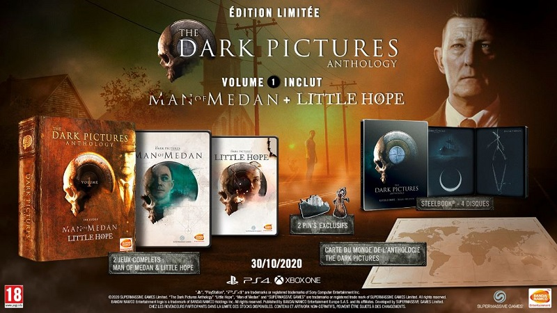 The Dark Pictures Anthology | Auchan