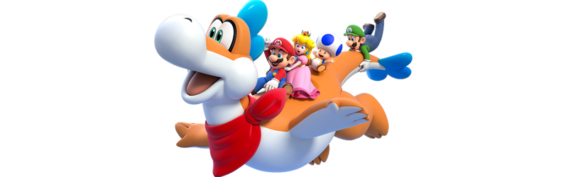 Super Mario 3D world | Auchan
