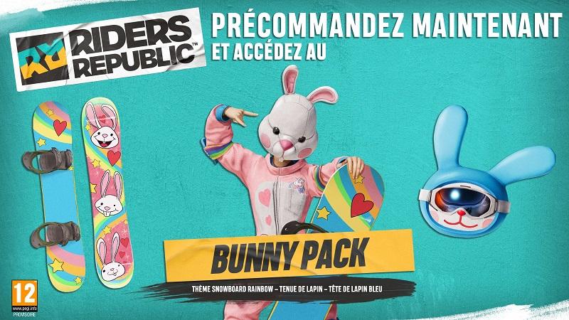 bonus précommande Riders Republic | Auchan