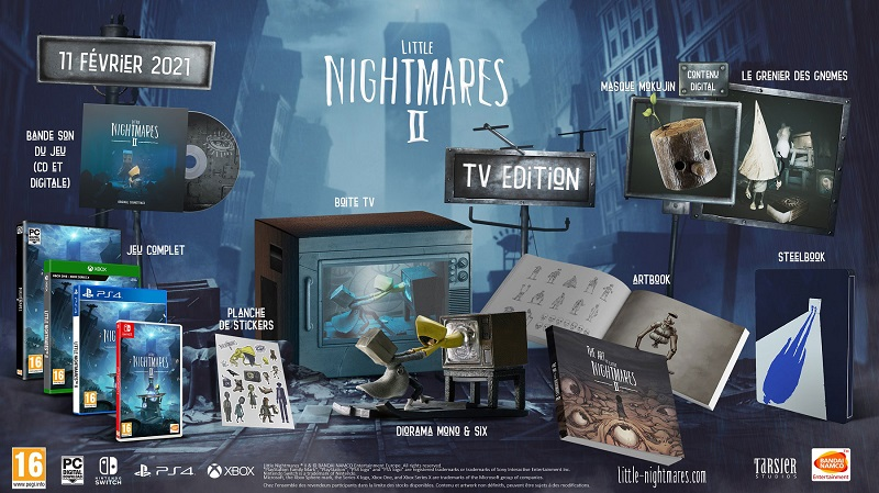 TV Edition Little Nightmare | Auchan