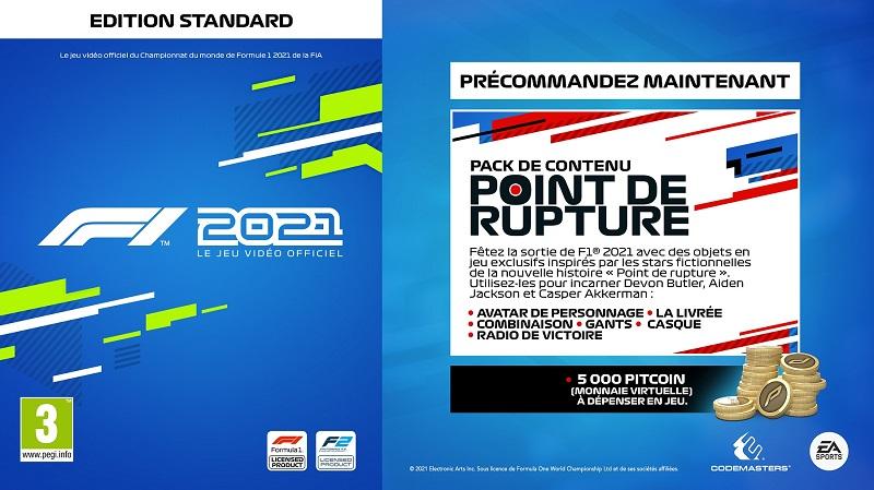 F1 2021 | Auchan