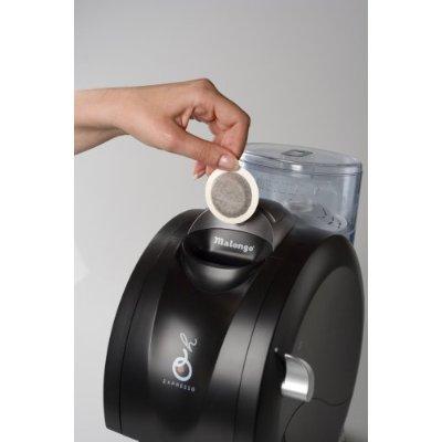 cafeti re dosette exp 240 oh matic noir malongo pas. Black Bedroom Furniture Sets. Home Design Ideas