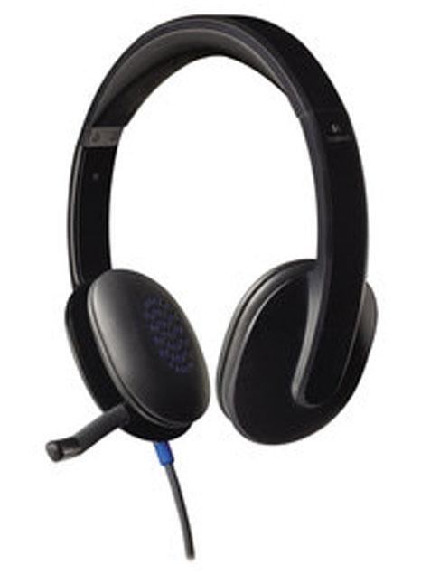 casque micro Logitech H540 microphone pivotant
