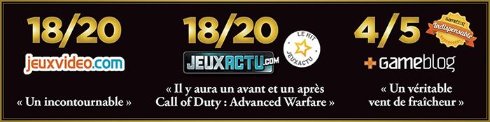 TEST Call of Duty Advanced Warfare