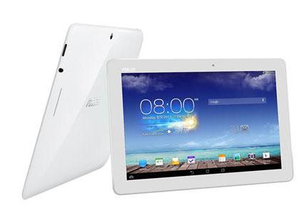 d10b60b1845 Tablette tactile MemoPad ME102A-1A018A Crystal White ASUS pas cher à ...