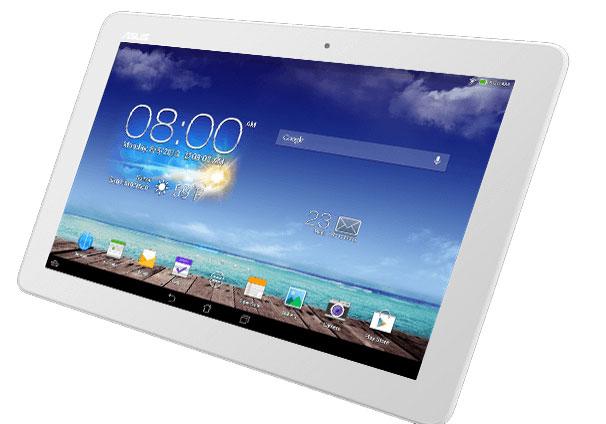 tablette tactile memopad me102a 1a018a crystal white asus pas cher prix auchan. Black Bedroom Furniture Sets. Home Design Ideas
