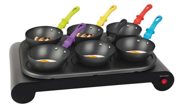crepière crepes wok et grill party domoclip