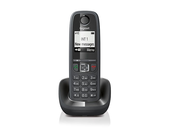 Gigaset téléphone fixe AS405
