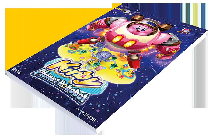 Bonus de précommande : Notebook Kirby