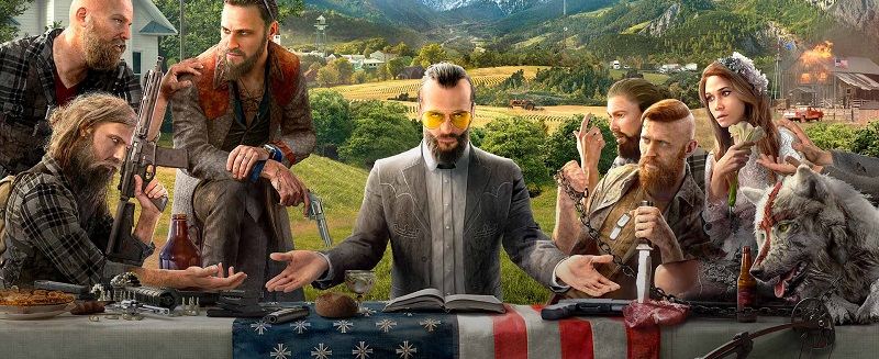 Jeux Far Cry 5